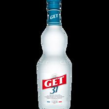 Peppermint GET 31, 24°, bouteille de 70cl