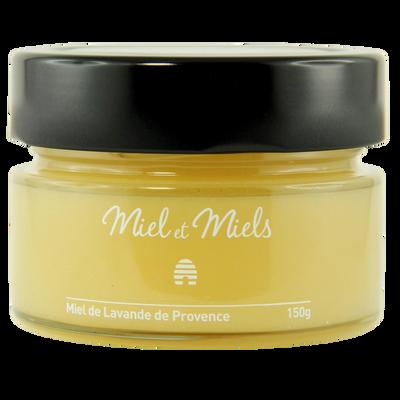 Miel de lavande de Provence MIEL ET MIELS, 150g