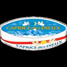 CAPRICE DES DIEUX au lait pasteurisé, 30%MG, 200g