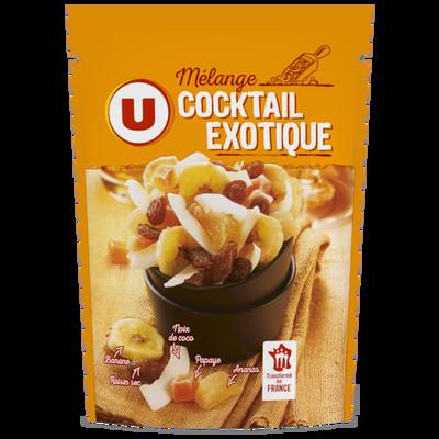 Mélange cocktail exotique U, paquet de 120g