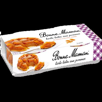 Tarte tatin aux pommes BONNE MAMAN, 2x120g
