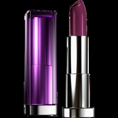 Rouge à lèvres color sensational 338 midnight plum GEMEY MAYBELINE, nu