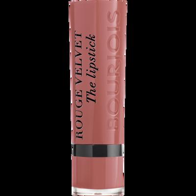 Rouge à lèvres rouge velvet the lipstick 013 nohalicious BOURJOIS, 2,4g