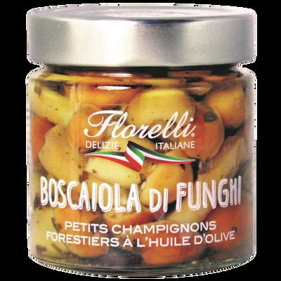 Mélange de champignons FLORELLI, 195g