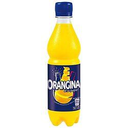 Soda à l'orange, ORANGINA, le pack de 8x50cl