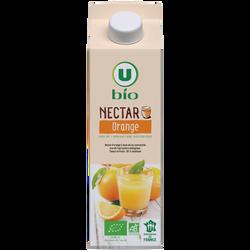 Nectar d'orange U BIO, 1l