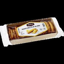 Madeleines pur beurre, BISCUITS MISTRAL, 2 barquettes de 8 sachets de300g