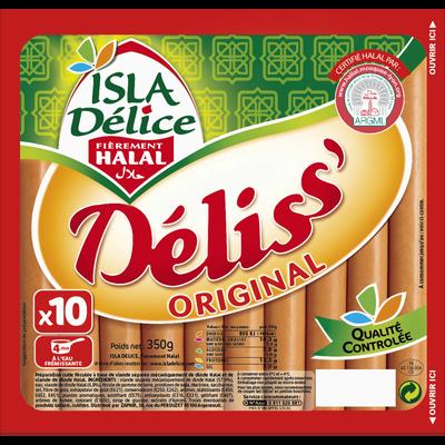 Déliss'original ISLA DELICE, 350g