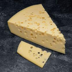 Emmental grand Pavois lait cru 32%MG