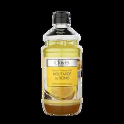 Vinaigrette à la moutarde de Reims CLOVIS, 55 cl