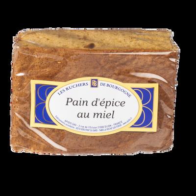 Pain d'épices au miel LES RUCHERS DE BOURGOGNE, 150g