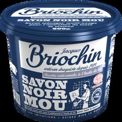 """Savon noir mou """"Edition Collector"""" BRIOCHIN, 600g"""