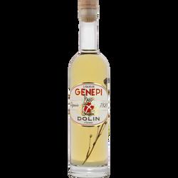 Liqueur de Génépi 1821 40° DOLIN, bouteille 20cl
