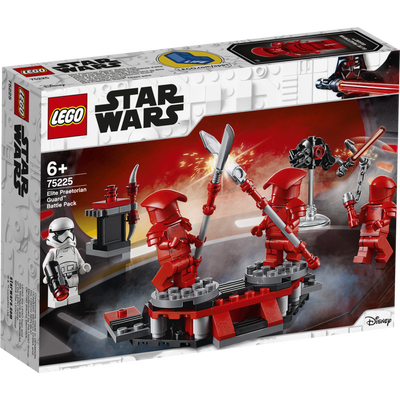 Pack de combat de la garde pretorienne LEGO Star wars