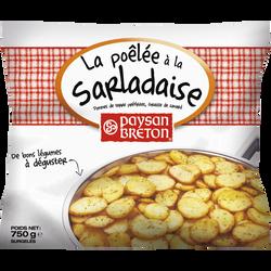 Poêlée salardaise PAYSAN BRETON, sachet de 750g