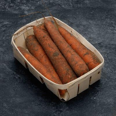 Carotte sable, LABEL ROUGE, France, barquette 1kg