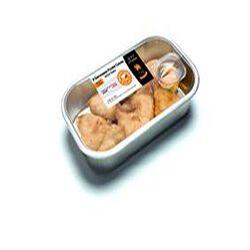 SAMOUSSAS POULET CREOLE 25GX8  + SAUCE SALSA DESSAINT FOOD