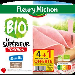 Jbn sup.bio torchon s.c -25% sel FLEURY MICHON 4tr+ 1 tranche offerte150g