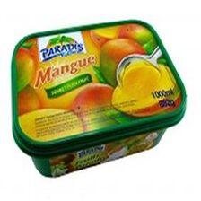 Sorbet PARADIS 1L, parfum mangue