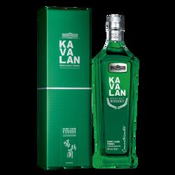 Whisky Taïwanais Concertmaster KAVALAN, 40°, 50cl