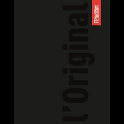 Agenda L'ETUDIANT, 15x21cm, 352 pages, noir