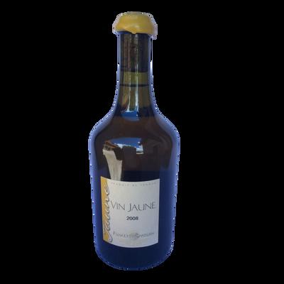 Arbois vin jaune Domaine Fumey & Chatelain, bouteille 62cl