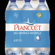 Plancoët Eau Minérale Naturelle Plancoët, 6x1,5l