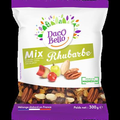 Mélange Delice rhubarbe, DACO BELLO, sachet, 300g