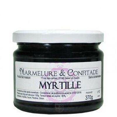 CONFITURE MYRTILLE 370G
