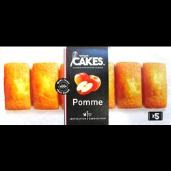 Mini cakes à la pomme RIVAZUR CAKES, 150g
