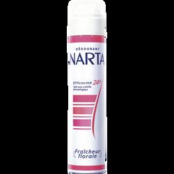 Déodorant fraîcheur florale NARTA, atomiseur de 200ml