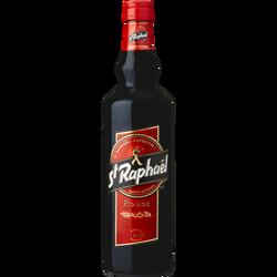 Apéritif SAINT RAPHAEL rouge, 14°, 1l