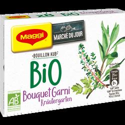 Bouillon bouquet garni BIO MAGGI, 80g