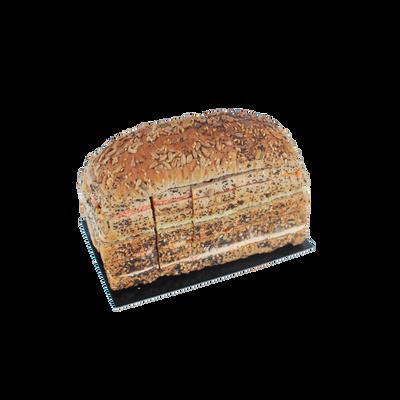 Coffre céréales garni POULAILLON 750g