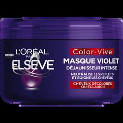 Masque ultra violet color vive ELSEVE flacon de 250 ML
