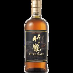 Whisky Japonais NIKKA, Taketsuru Pure Malt, 43°, bouteille de 70cl
