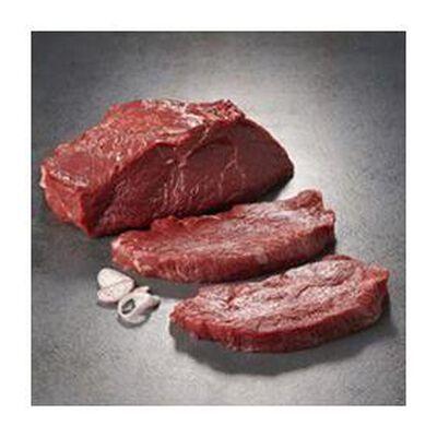 viande bovine limousine label rouge 1x rumsteack à griller
