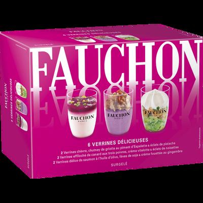 Verrines delicieuses FAUCHON, 165g