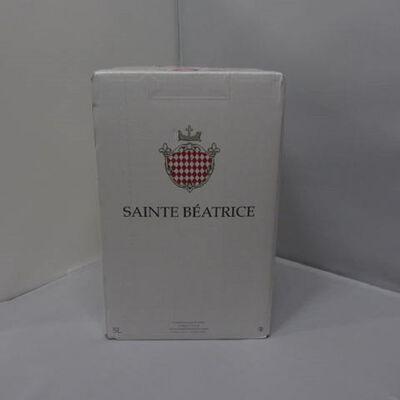 S.BEATRICE CUVÉE LION RSE 5L