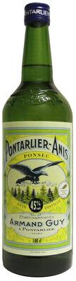 PONTARLIER ANIS - 45° - 1 LITRE