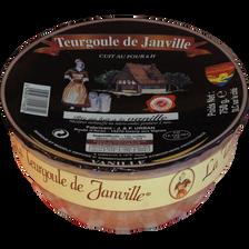 Dessert de riz au lait à la vanille TERGOULE DE JANVILLE, 750g