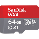 SanDisk Carte  Micro Sdxc Ultra Android 64go+adaptateur Sd