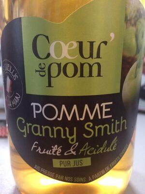 JUS DE POMME GRANNY-SMITH