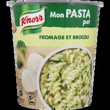 Mon pasta fromage et brocoli KNORR, pot de 69g