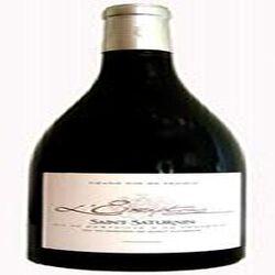 Vin rouge AOP Sud de France L'Exception Saint Saturnin de Lucian 13%Vol. 75cl