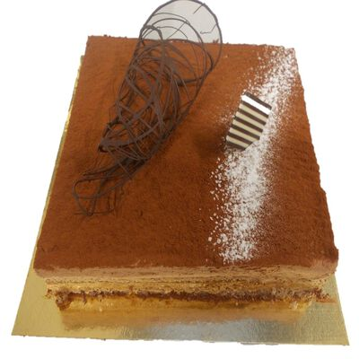ENTREMET 3 CHOCOLATS 4/6 PERS 570G*