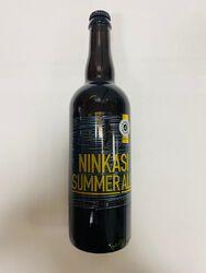 BIERE SUMMER ALE NINKASI 75 CL
