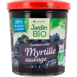 JB Confiture Extra Myrtille Sauvage
