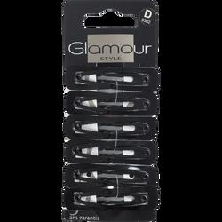 Clic clac moyen modèle, G302 GLAMOUR PARIS