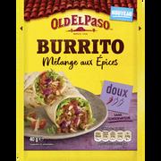 Old El Paso Mélange D'épices Pour Burritos Old El Paso, 40g